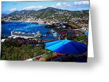 St. Thomas - Caribbean Greeting Card