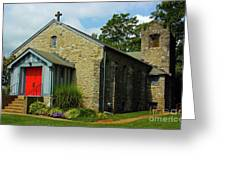 St. Timothy's Episcopal Church Greeting Card