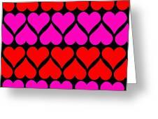 St. Valentine Love Greeting Card