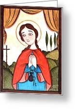 St. Zita - Aozit Greeting Card