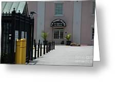 Sta Charleston Greeting Card