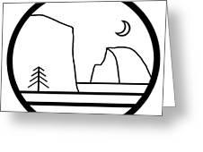 Staff Logo Greeting Card