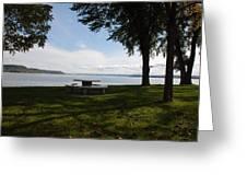 Stahli Park Greeting Card