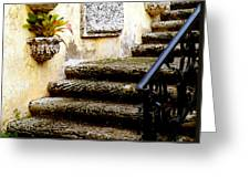 Stairs To Life Greeting Card