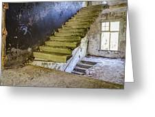 Stairway To ..... Greeting Card