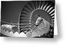 Stairway To Heaven ... Greeting Card