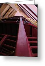 Stairway To Infinity Greeting Card