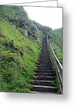 Stairway To... Greeting Card