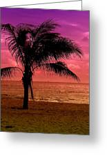 Standing - Jersey Shore Greeting Card