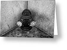 Standpipe Greeting Card