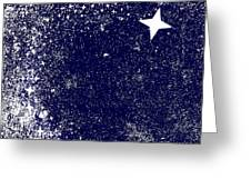 Star Cluster Greeting Card