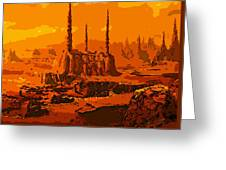 Star Wars Greeting Card