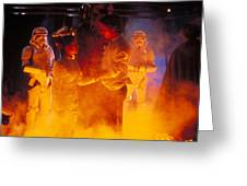 Star Wars Episode V The Empire Strikes Back Greeting Card