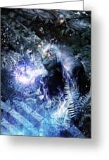 Stardust Greeting Card