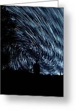 Starlights Greeting Card