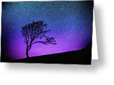 Starry Starry Night Greeting Card