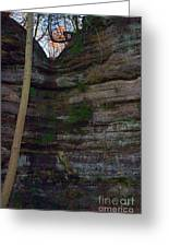 Starved Rock No 1 Greeting Card