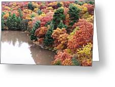 Starved Rock Number 444 Greeting Card