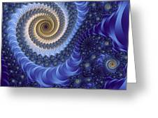 Stary Night Greeting Card