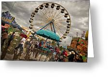 State Fair Of Oklahoma II Greeting Card