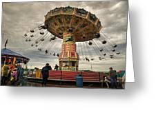 State Fair Of Oklahoma IIi Greeting Card
