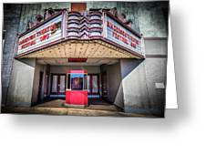 State Theater Greeting Card