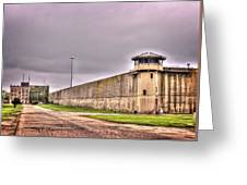 Stateville Correctional Center Greeting Card