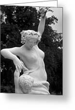 Statue London England Park Greeting Card