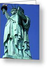 Statue Of Liberty 10 Greeting Card
