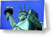 Statue Of Liberty 11 Greeting Card