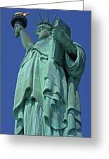 Statue Of Liberty 12 Greeting Card
