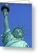 Statue Of Liberty 14 Greeting Card