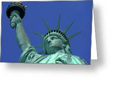 Statue Of Liberty 15 Greeting Card