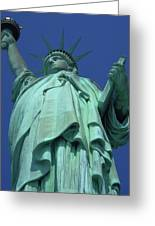 Statue Of Liberty 16 Greeting Card