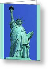 Statue Of Liberty 17 Greeting Card