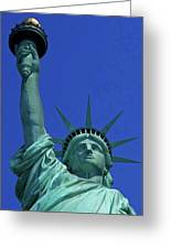 Statue Of Liberty 18 Greeting Card