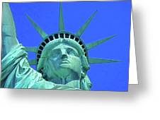 Statue Of Liberty 19 Greeting Card