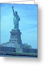 Statue Of Liberty 22 Greeting Card