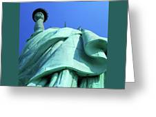 Statue Of Liberty 9 Greeting Card