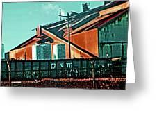 Steel City Cfi Greeting Card