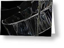 Steel Drum Greeting Card