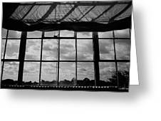 Steel Window Greeting Card