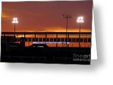 Steinbrenner Field Greeting Card