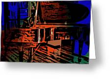 Steinway Piano Greeting Card