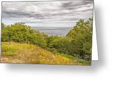 Stenshuvud Sea View Greeting Card