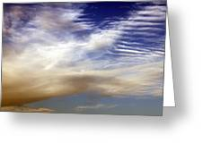 Steps To Heaven Greeting Card