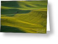 Steptoe Butte 11 Greeting Card