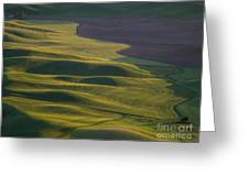 Steptoe Butte 12 Greeting Card