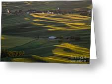Steptoe Butte 16 Greeting Card