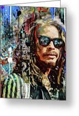 Steven Tyler Tribute Greeting Card